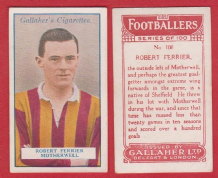 Motherwell Robert Ferrier Scotland